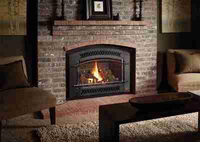 Gas Fireplace 864 40K