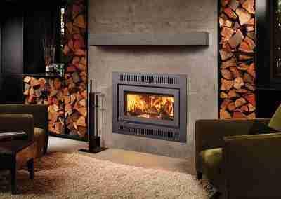 Wood Fireplace | Fireplace Xtrordinair | Apex 42 Universal